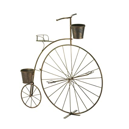 Amazon.com: Koehler Home Decor Old-Fashioned bicicleta ...