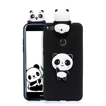 coque huawei p8 lite 2017 panda silicone