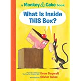 What Is Inside THIS Box? (Monkey & Cake) (1)