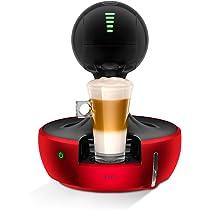 Krups Dolce Gusto Drop KP3505 - Cafetera de cápsulas, 15 bares de presión, color rojo: Amazon.es: Hogar