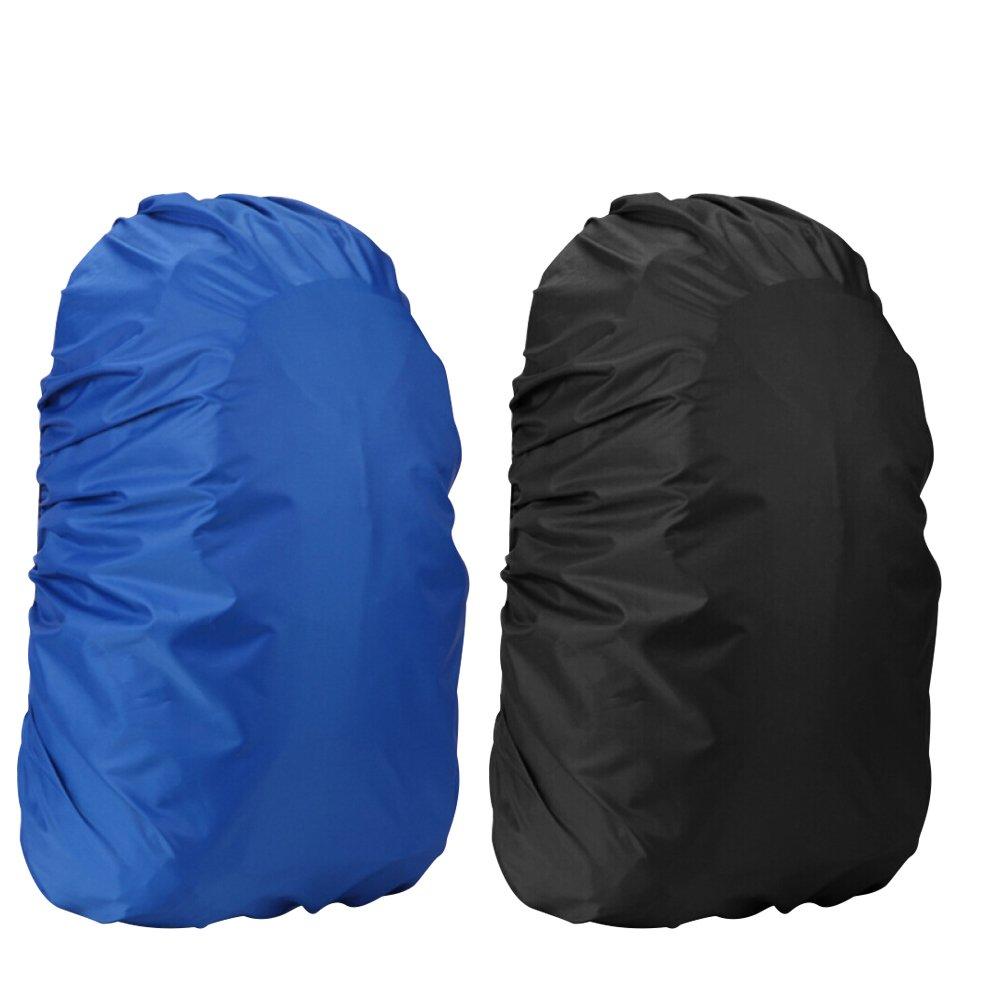 Cubierta Impermeable para Mochila, Oziral Funda Cubierta De Mochila Protector De Lluvia Impermeable, para