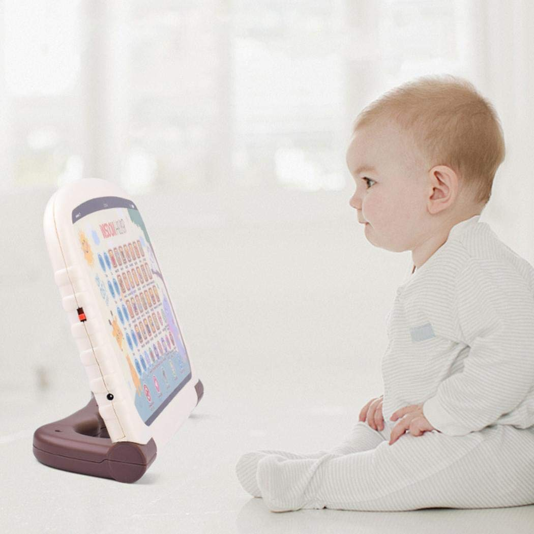 Asatr Children's Early Education Toy Learning Chinese English Reading Tablet Toy Electronic Systems by Asatr (Image #2)