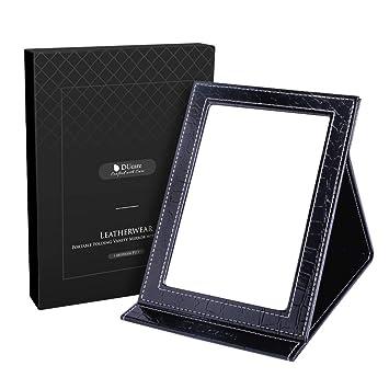 Amazon Com Ducare Makeup Desk Mirror Adjustable Portable Vanity