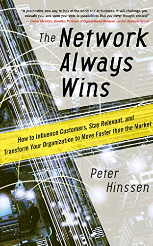 The Network Always Wins: How to Influence Customers, Stay Relevant, and Transform Your Organization to Move Faster than the Market by McGraw-Hill Education on Brilliance Audio