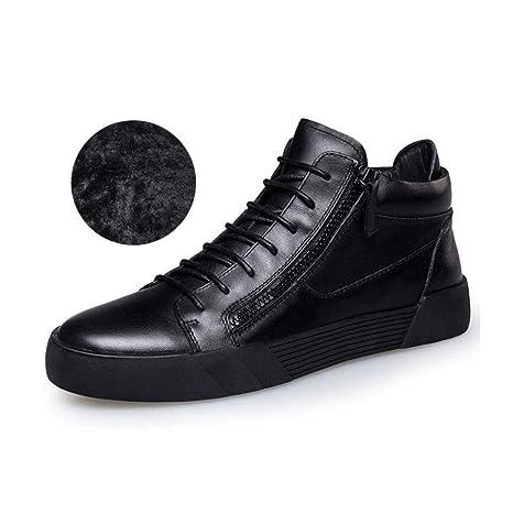 8b8413bea40 YAXUAN Ligeras Zapatos para Hombres 2019 Primavera británica Zapatos  Casuales para Hombre Zapatillas de Deporte Deportes