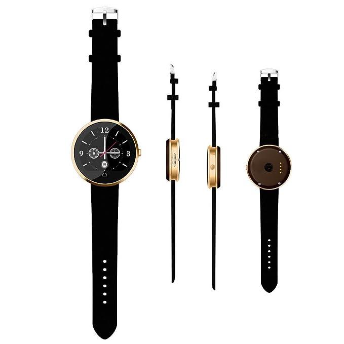 Haier Smartwatch G6 Pulsera con Pantalla Tš¢ctil Selfie Anti ...