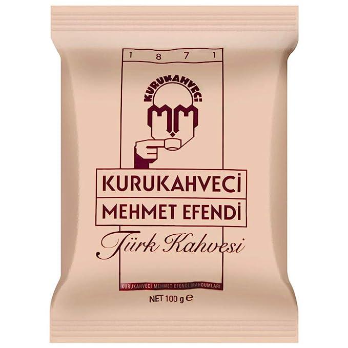 Mehmet Efendi Turkish Coffee 100gr: Amazon.es: Alimentación y bebidas