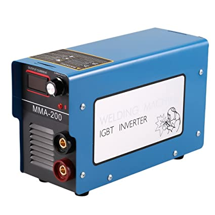 cooc Ejército – Soldadora electrodos inverter sudor dispositivos Arc IGBT DC sudor Inverter Soldadura Soldadura Eléctrica