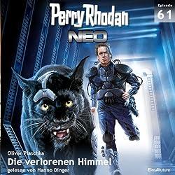 Die verlorenen Himmel (Perry Rhodan NEO 61)