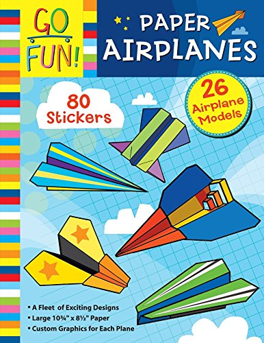 Go Fun! Paper Airplanes ()