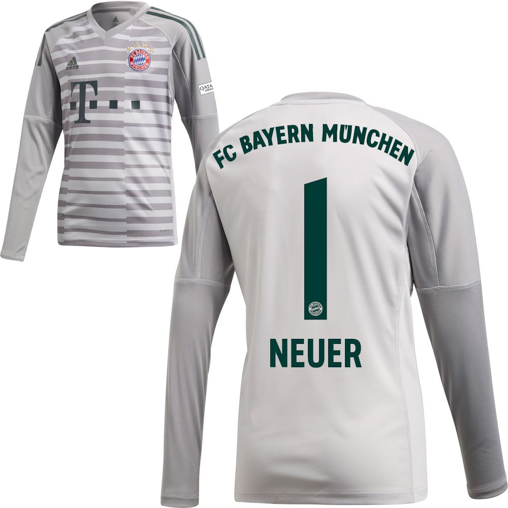 uk availability 397e3 70d35 Amazon.com : FanSport24 Authentic FC Bayern Munich FCB ...