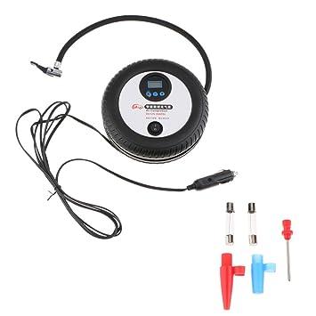 Homyl 1 Pc de Bomba de Compresor de Aire para Carros Hecho de Plástico y Metal: Amazon.es: Bricolaje y herramientas