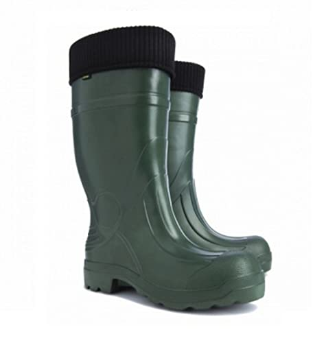 best service d04f7 13f00 Thermal LIGHTWEIGHT EVA Wellies Wellingtons Boots -35C Hunter Voyager  Forest UK