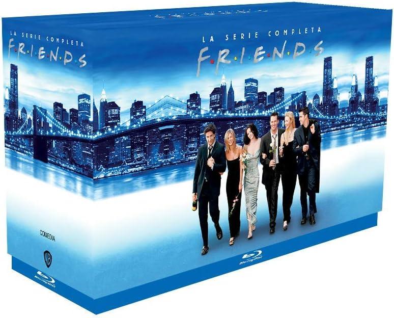 Serie completa de FRIENDS en Blue-ray