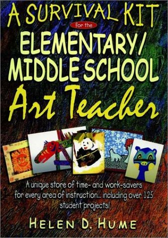 Download A Survival Kit for the Elementary/Middle School Art Teacher PDF