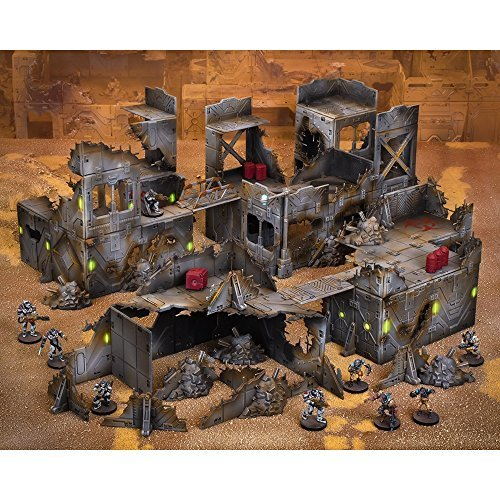 Mantic Games: Terrain Crate Ruined City by Mantic Games (Image #1)