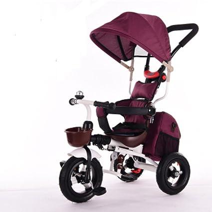 QXMEI - Carrito de bebé para niños de 1 a 3 años, Ligero, Plegable