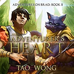 An Adventurer's Heart: Book 2 of the Adventures on Brad