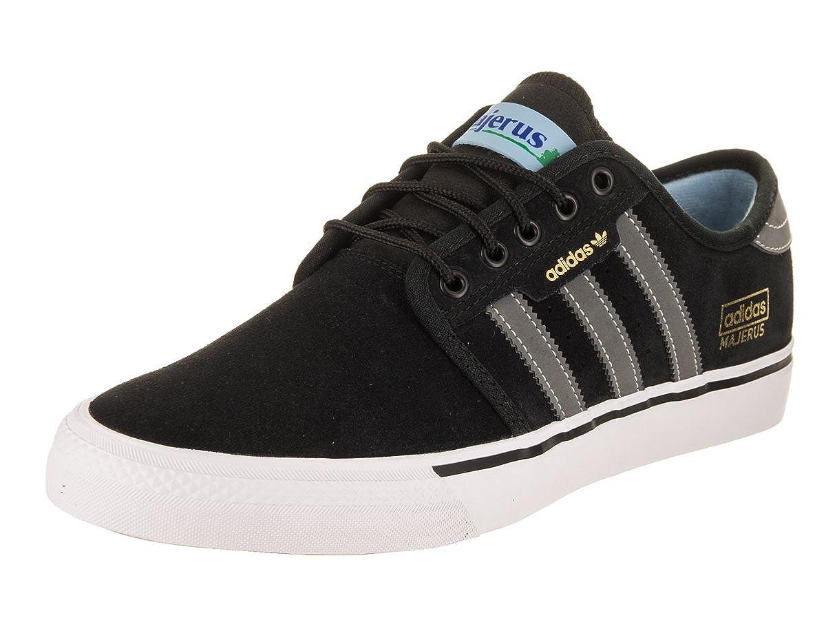 Adidas Men's Seeley Og Adv Core BlackDark Solid Grey