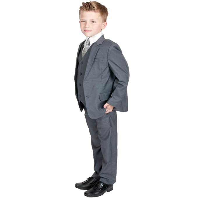 Amazon.com: Kelaixiang - Conjunto de trajes formales de 3 ...