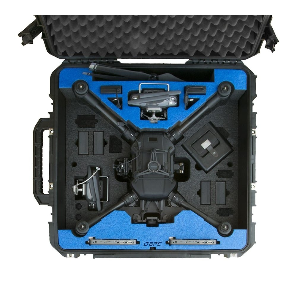 Go Professional Cases Case for DJI Matrice 200/210/RTK Quadcopter by GoProfessional Cases