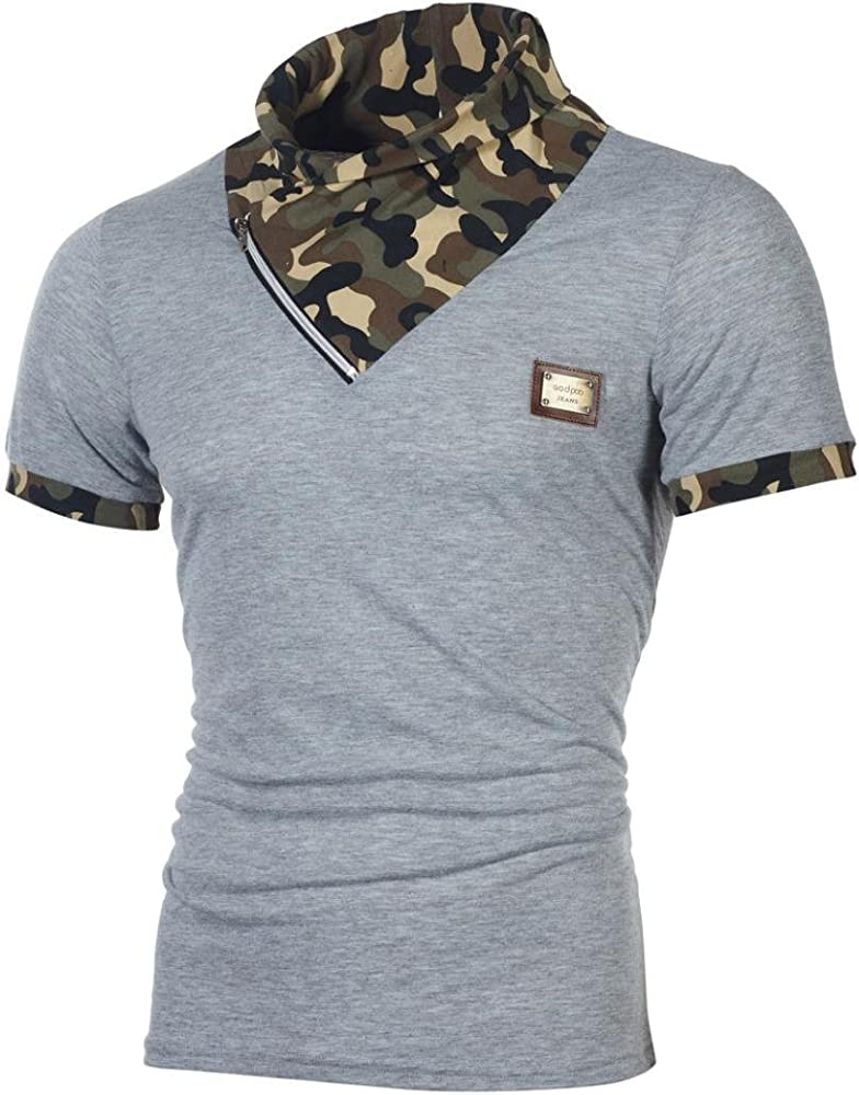 Camiseta Hombre, Venmo Camiseta de Camuflaje Hombre Militares ...