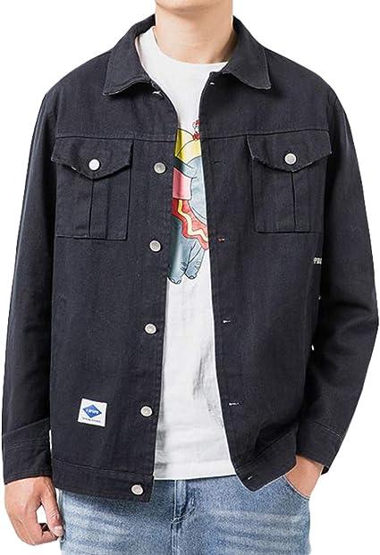 BEIBANGジャケット メンズ デニム アウター ゆったり デニムジャケット カジュアル 長袖 ジージャン大きいサイズ コート おしゃれ 秋