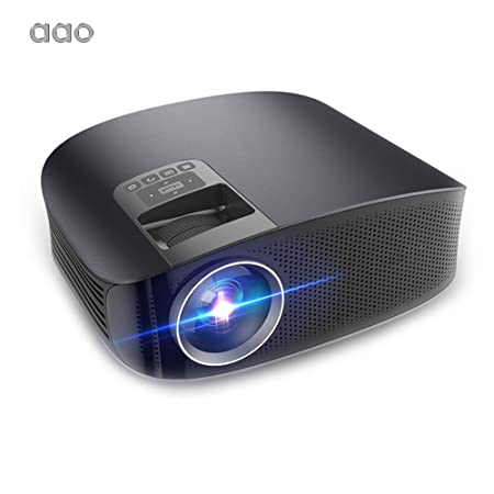 yuanline Aao yg600 2000 Lumens HD1080P Base multimedia cine ...
