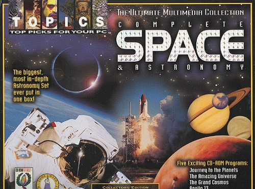 Complete Space & Astronomy