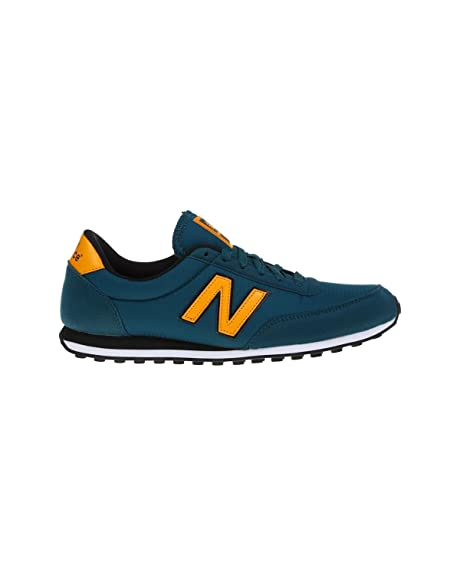 New Balance 410 amarillo