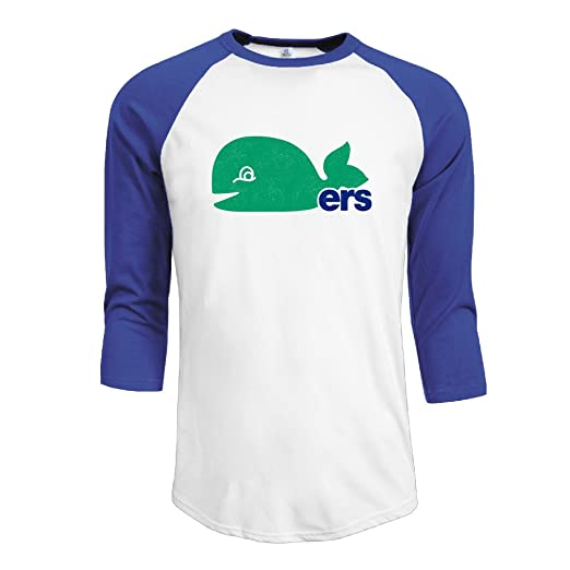 Mens Hartford Whalers Old Time Distressed Logo Raglan 3 4 Sleeve Baseball  Tee at Amazon Men s Clothing store  26c5ef952