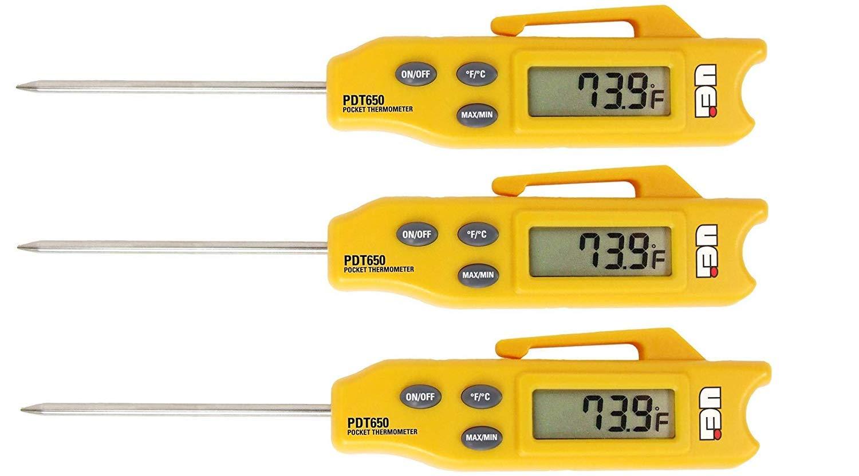 UEi Test Instruments PDT650 Folding Pocket Digital Thermometer
