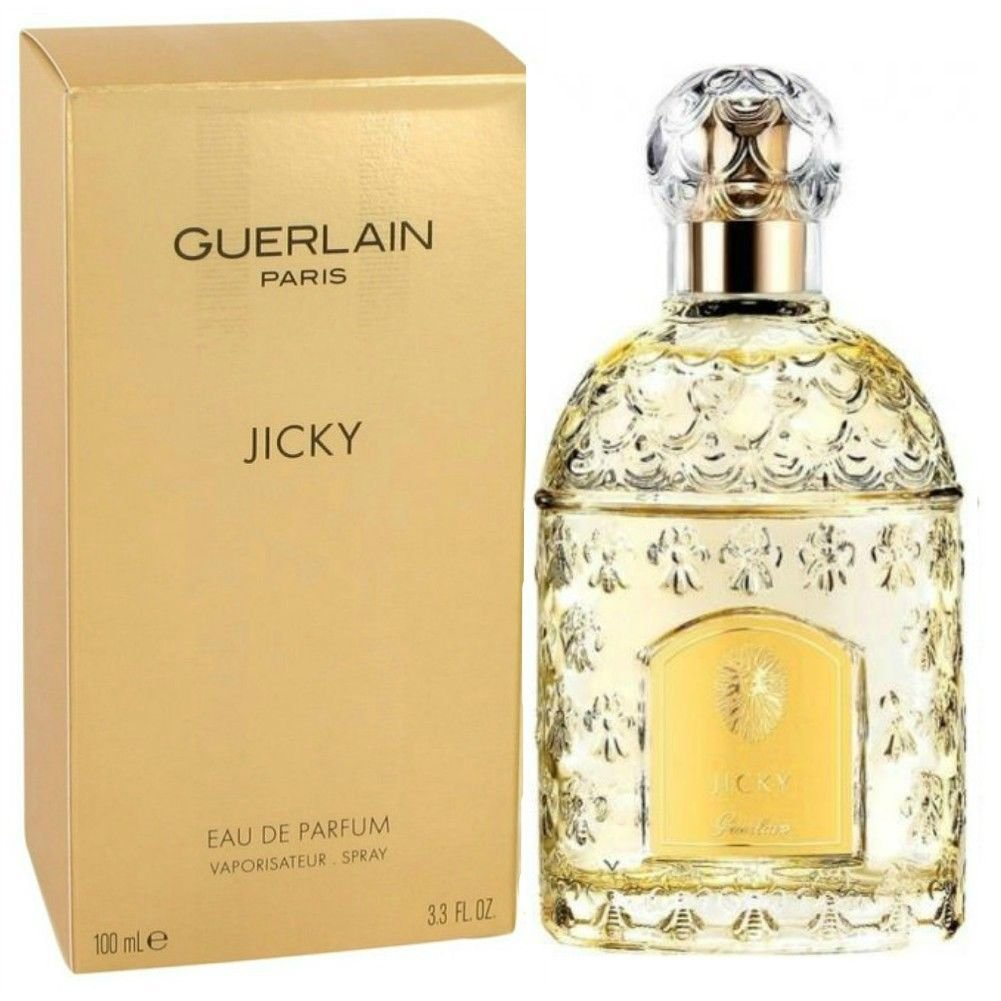 Perfume For Woman Lady Guerlain Jicky Pour Femme 100 Ml Amazonco