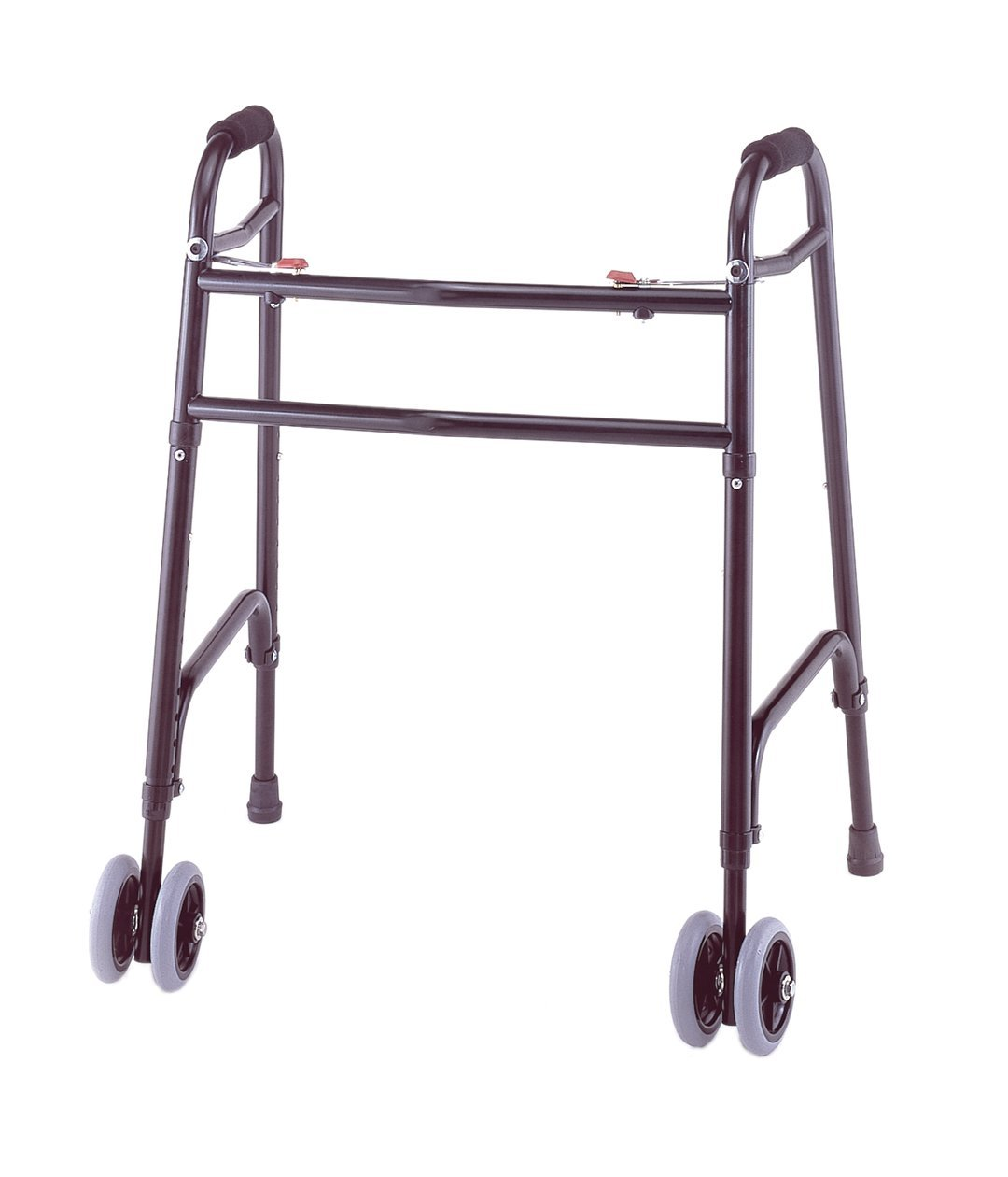 ConvaQuip 833F Bariatric Folding Walker Wheel Kit