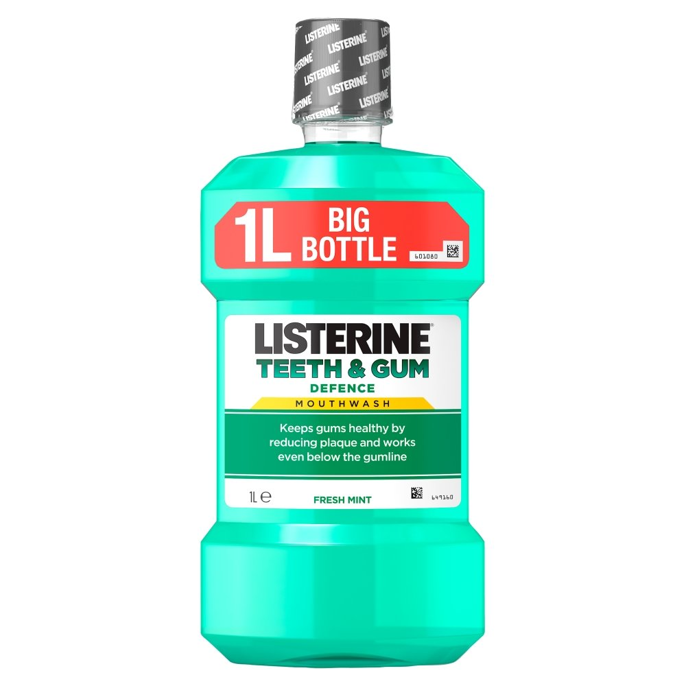 Listerine and oral sex