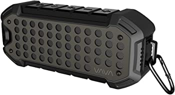 VAVA Outdoor Rugged Wireless Portable Bluetooth Speakers