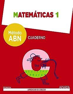 Matemáticas 1. Método ABN. - 9788467862553: Amazon.es: Jaime ...
