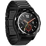 Huawei WATCH2Band strap Hoco Pinhen in acciaio INOX, bracciale in metallo con sgancio rapido 20mm Watch Band per Huawei Watch 2