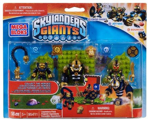 Mega Bloks Skylanders Legendary Pack