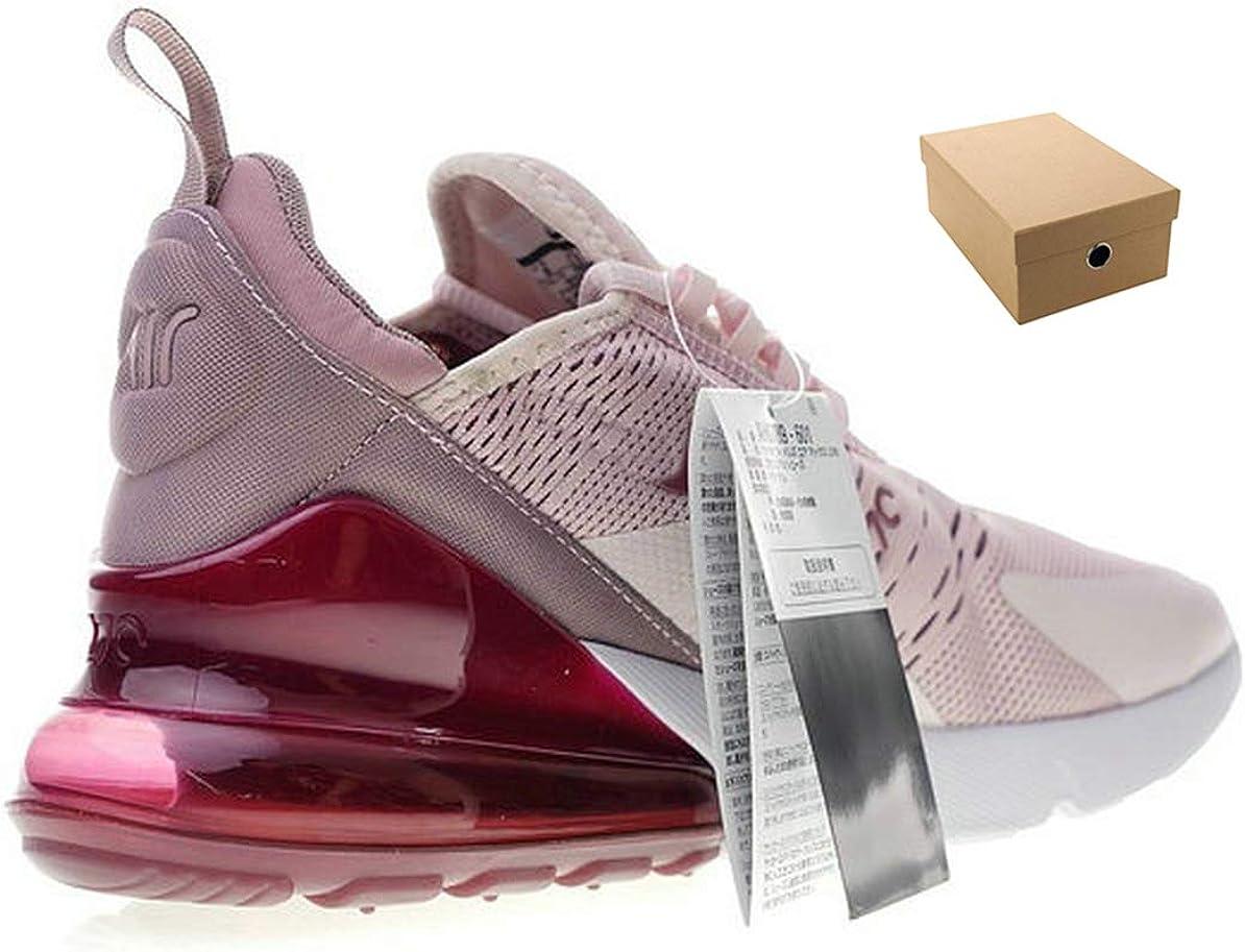 Air Max 270 Chaussures de Gymnastique Barely Rose Vintage
