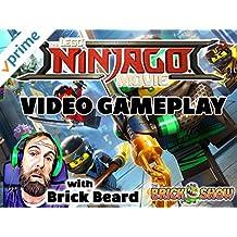 Clip: Lego Ninjago Movie Video Gameplay with Brick Beard