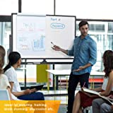 Double Sided Rolling Whiteboard, Mobile