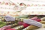 DMC Bulk Buy Thread 6-Strand Embroidery Cotton 8.7