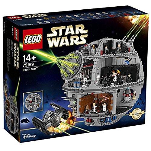 LEGO estrella guerras Death estrella (75159), modellololo LEGO