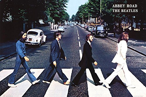 Generic Beatles Abbey Poster Collections