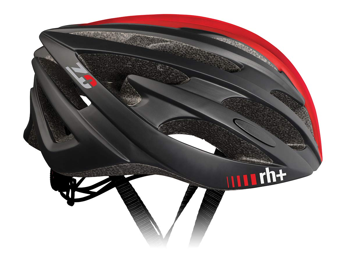 RH+ Zero - Casco de Bicicleta (Talla L/XL), Color Negro Mate ...