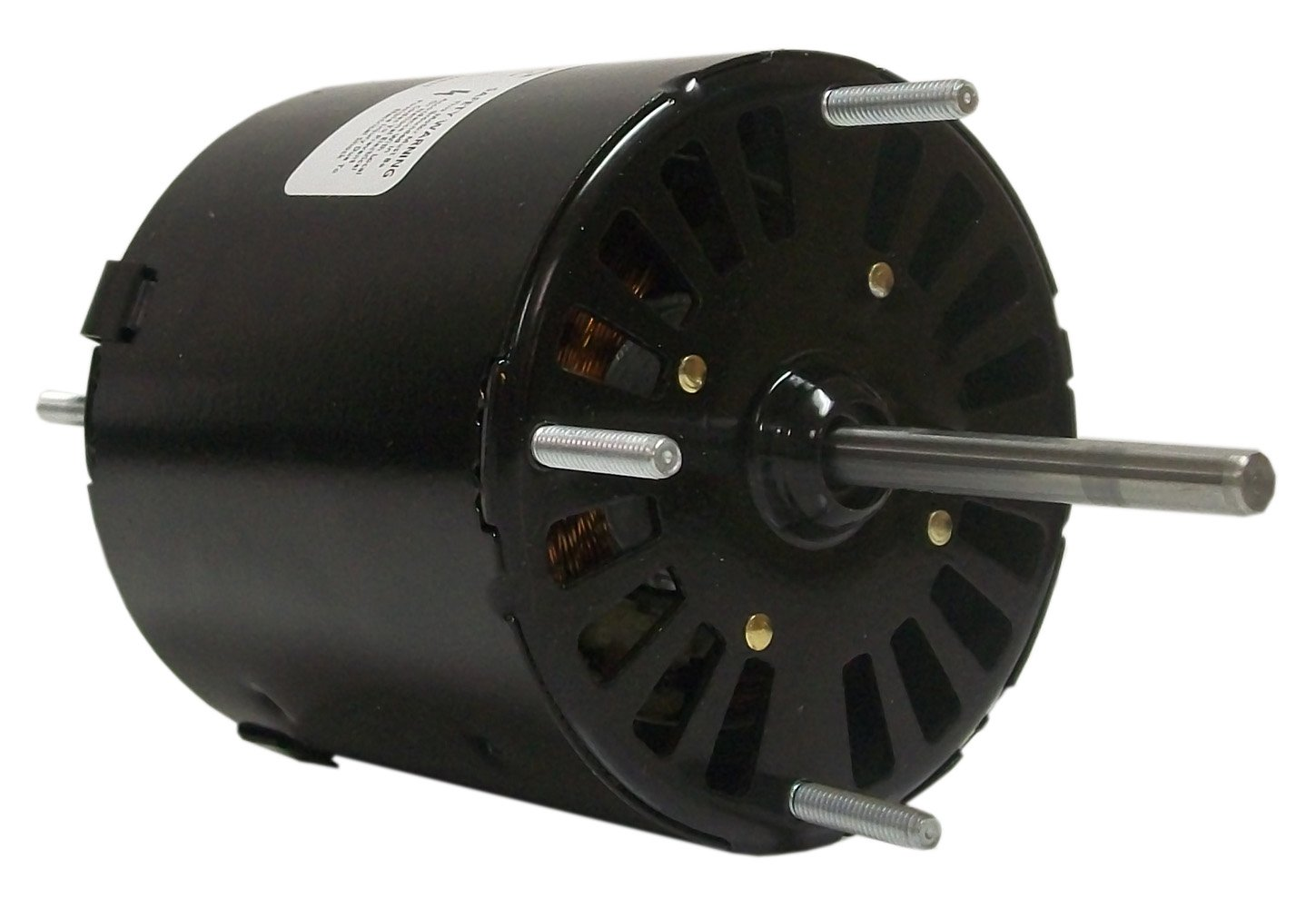 Fasco D202 3.3-Inch General Purpose Motor, 1/85 HP, 115 Volts, 3000 RPM, 1 Speed.6 Amps, OAO Enclosure, CWSE Rotation, Sleeve Bearing