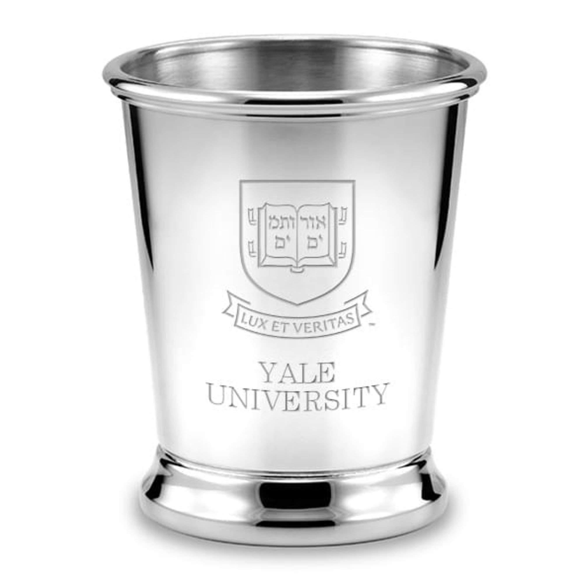 M. LA HART Yale Pewter Julep Cup