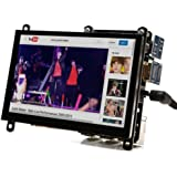 ODROID-VU5 - 5 inch HDMI Display with Multitouch
