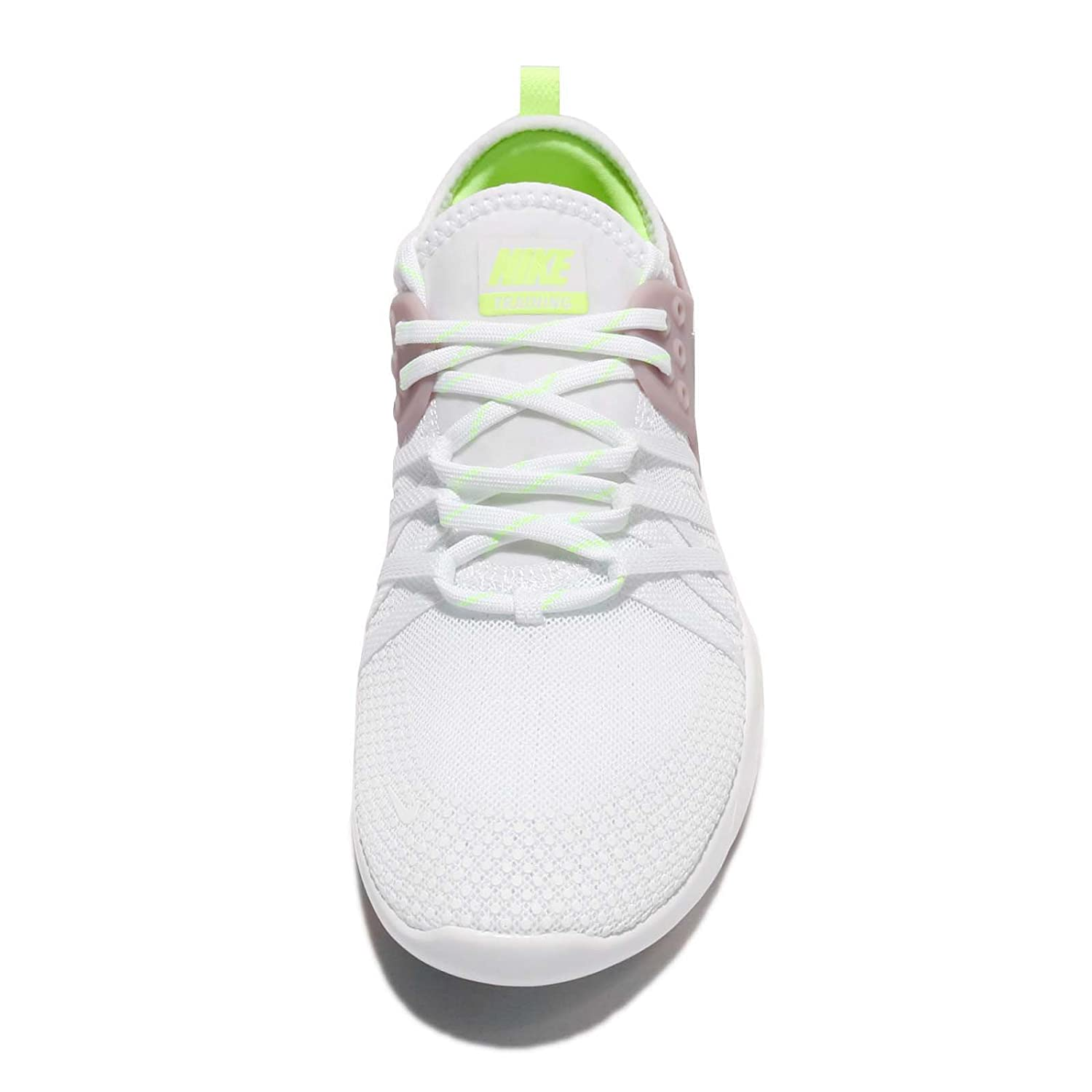 NIKE Free Tr 7 Womens Cross Training Shoes Silver-elemental B071VZN7N6 9 B(M) US|White/Metallic Silver-elemental Shoes Rose 5f2c95